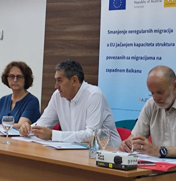 HWI supported a meeting of field offices of the Service for Foreigners Affairs of Bosnia and Herzegovina to strengthen their capacities