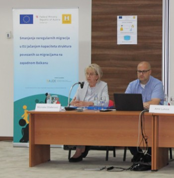 """Continuation of support to the Working Group for the development of the """"Strategy in the field of migration and asylum and the Action Plan for the period 2021-2025"""""""